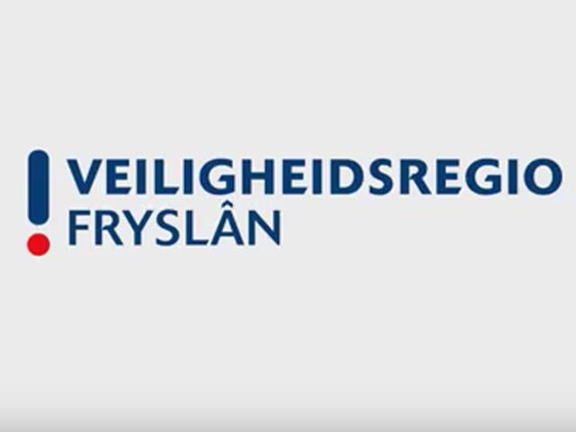 Logo veiligheidsregio Fryslân