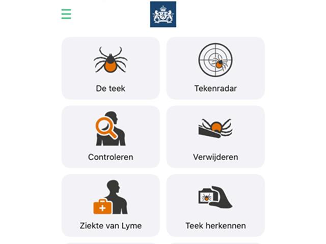 Tekenbeet app